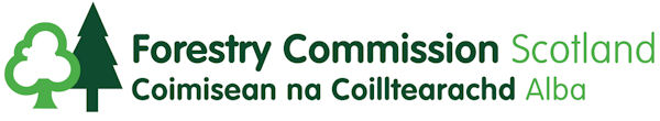 The Forestry Commission Scotland logo